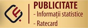 Publicitate Curierul Fiscal
